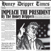 BROTHERHOOD / Honey Drippers Impeach The President / The Monkey That Became President [RSD19]
